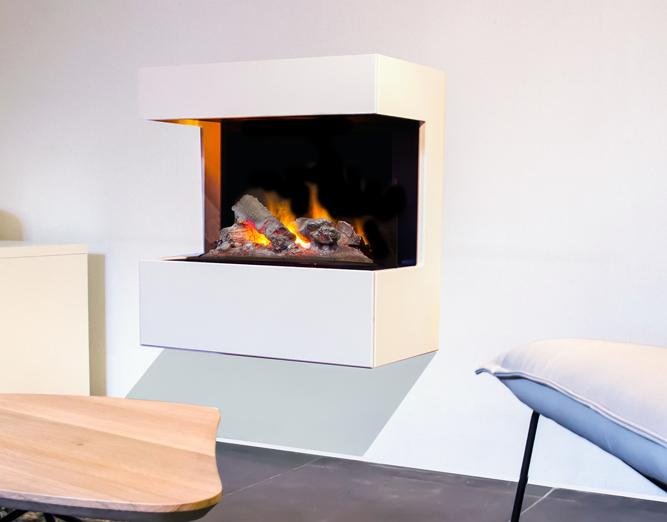 ruby fires nova elektrokamin. Black Bedroom Furniture Sets. Home Design Ideas